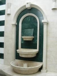 Elemente arhitecturale - Domenii de utilizare piatra de Vistea