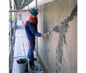 Mortar de reparatie - Consolidari, reparatii betoane