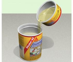 Material folosit pentru subturnari/ fixari - Consolidari, reparatii betoane