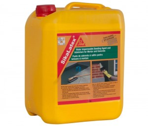 Aditiv lichid pentru mortare si punte de aderenta - Consolidari, reparatii betoane