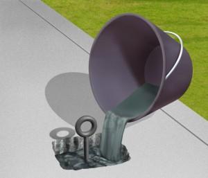 Mortar expandabil de inalta performanta cu contractii reduse - Consolidari, reparatii betoane