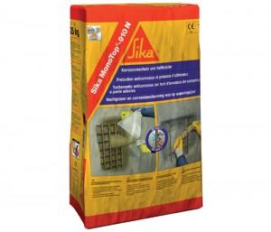 Punte de aderenta si protectie anticoroziva pentru armaturi - Consolidari, reparatii betoane
