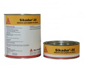 Adeziv pentru lamele din fibre de carbon - Consolidari, reparatii betoane