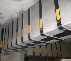 Elemente prefabricate din fibra de carbon - Consolidari, reparatii betoane