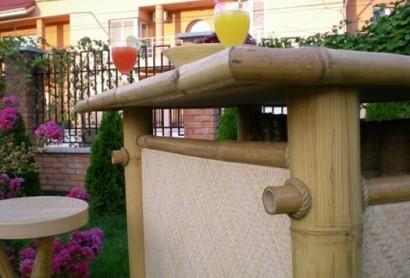 Tulpina de bambus - Tulpina de bambus