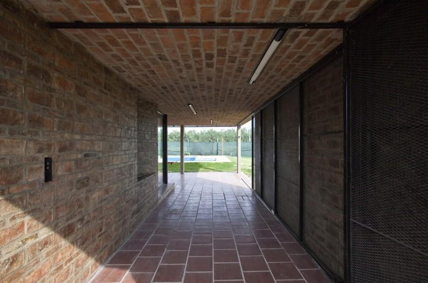 Casa Alejandra5 - Casa Alejandra, constructie din caramida plina realizata manual