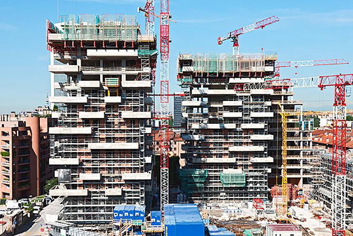 Bosco Verticale2 - Bosco Verticale din Milano, prima padure pe verticala