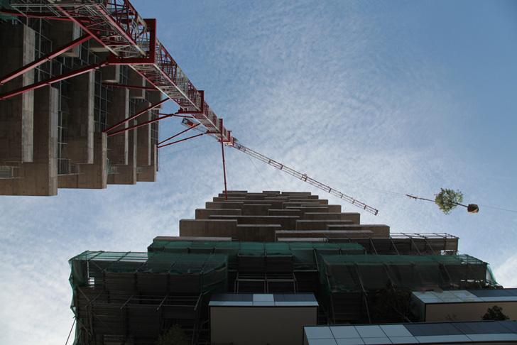 Bosco Verticale9 - Bosco Verticale din Milano, prima padure pe verticala