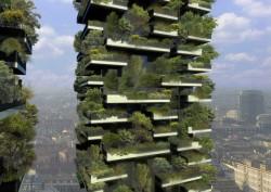 Bosco Verticale15 - Bosco Verticale din Milano, prima padure pe verticala