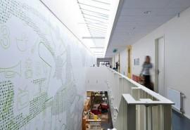 Tapet vinilic - Domeniul educatiei - Utphen - Holland - Tapet vinilic - Domeniul educatiei