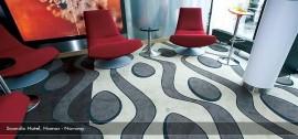Mocheta de interior - Scandic Hotel - Hamar Norway - Mocheta de interior - Domeniul hotelier