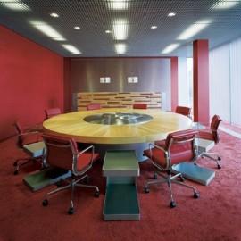 Tapet textil - Birouri - Stadhuis Eindhoven - Netherlands - Tapet textil - Birouri