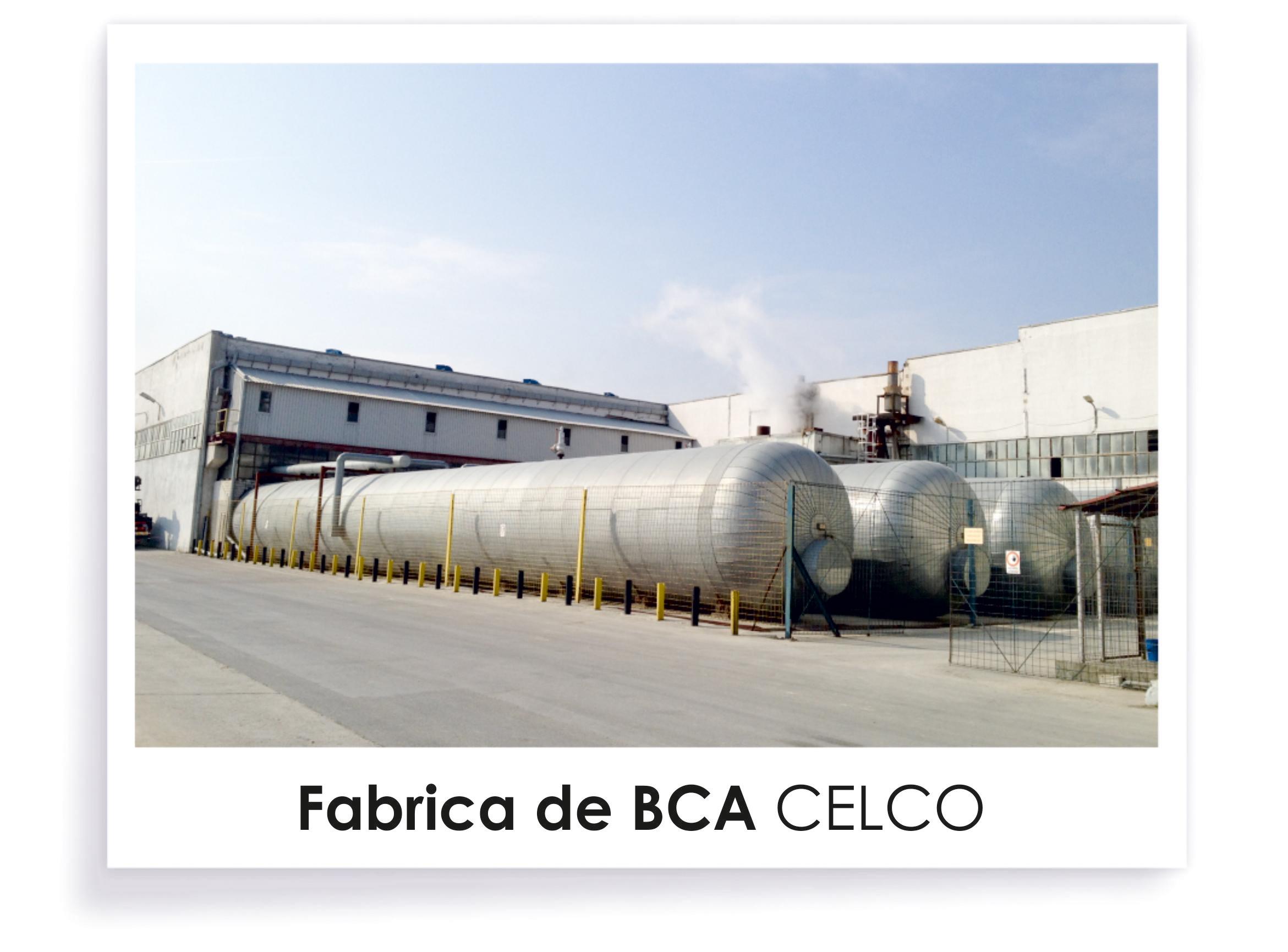 Fabrica de BCA - Prezentare CELCO