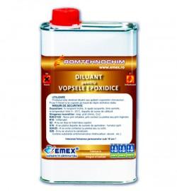 Diluant pentru vopsele epoxidice - Diluantul pentru vopsele epoxidice