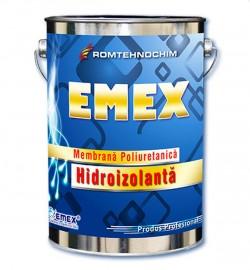 Membrana poliuretanica hidroizolanta expandata Emex - Membrana poliuretanica hidroizolanta expandata