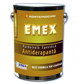 Pardoseala epoxidica antiderapanta bicomponenta Emex - Pardoseala epoxidica antiderapanta bicomponenta