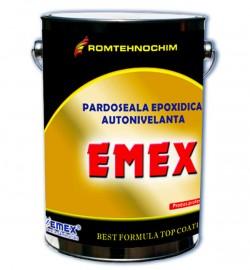Pardoseala epoxidica autonivelanta bicomponenta Emex - Pardoseala epoxidica autonivelanta bicomponenta