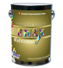 Pardoseala epoxidica bicomponenta Emex Multicolor - Pardoseala epoxidica bicomponenta Emex Multicolor