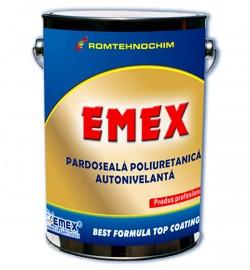 Pardoseala poliuretanica autonivelanta bicomponenta Emex - Pardoseala poliuretanica autonivelanta bicomponenta