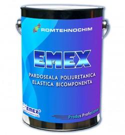 Pardoseala poliuretanica autonivelanta elastica Emex - Pardoseala poliuretanica autonivelanta elastica