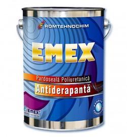 Pardoseala poliuretanica bicomponenta antiderapanta Emex - Pardoseala poliuretanica bicomponenta antiderapanta