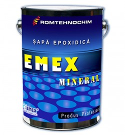 Sapa epoxidica cimentica Emex Mineral - Sapa epoxidica cimentica Emex Mineral