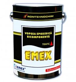 Vopsea epoxidica pentru pardoseli Emex - Vopsea epoxidica pentru pardoseli