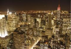New York are o populatie peste 8 milioane de locuitori si se intinde pe aproape 800 km patrati (foto: guideofnewyork.com) - Mari metropole ale lumii