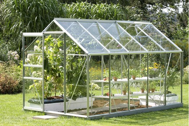 foto www allgreenhousesupplies com - Tipuri de solar prefabricat care poate fi montat direct in locul