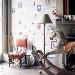 Tapetul personalizabil, o noua tendinta in designul de interior (Graham and Brown) - Aplicabil in orice incapere. (Colectie Graham and Brown, foto: www.grahambrown.com)