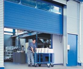 Porti industriale - Thermo 45 - Aplicatii - Porti industriale - Thermo 45 - Aplicatii