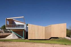 Casa din module4 - Casa realizata din sapte module prefabricate