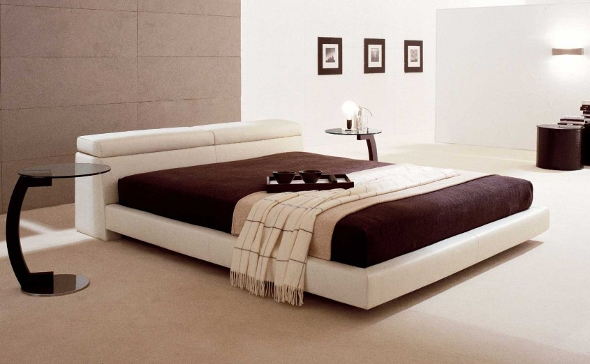 Foto FreePixels com via themaisonette net - Din bucatarie pana in dormitor si baie Combinatia alb-negru