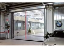 Poarta industriala cu deschidere rapida - FLASH - Porti industriale cu deschidere rapida - DITEC