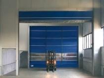 Poarta industriala cu deschidere rapida - TRAFFIC - Porti industriale cu deschidere rapida - DITEC