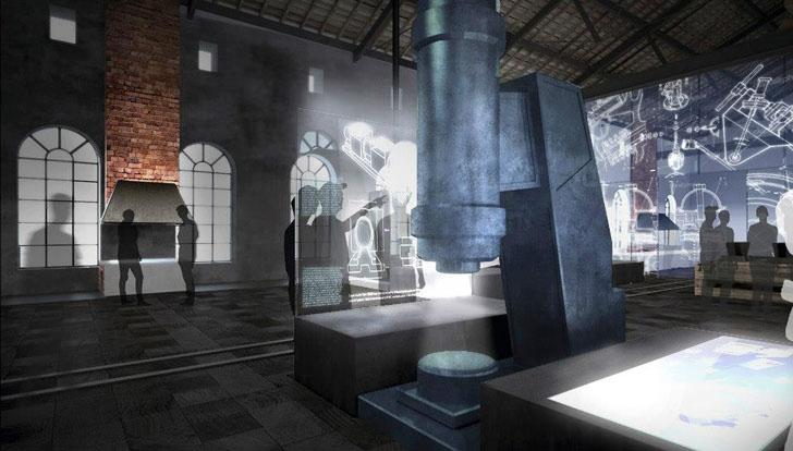 Centru al Stiintei si Artei3 - Complexul minier Stara Kopalnia din Polonia va deveni Centru al