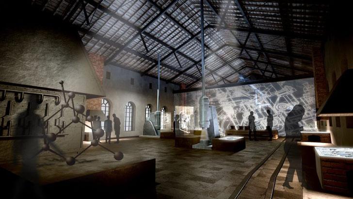 Centru al Stiintei si Artei5 - Complexul minier Stara Kopalnia din Polonia va deveni Centru al