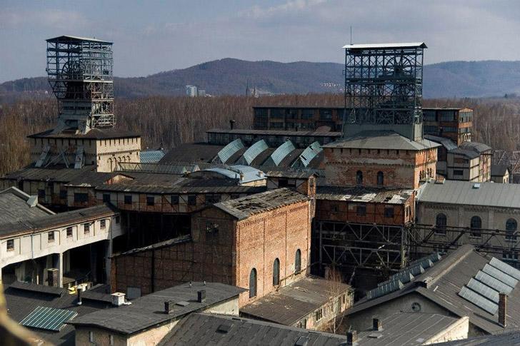 Centru al Stiintei si Artei6 - Complexul minier Stara Kopalnia din Polonia va deveni Centru al