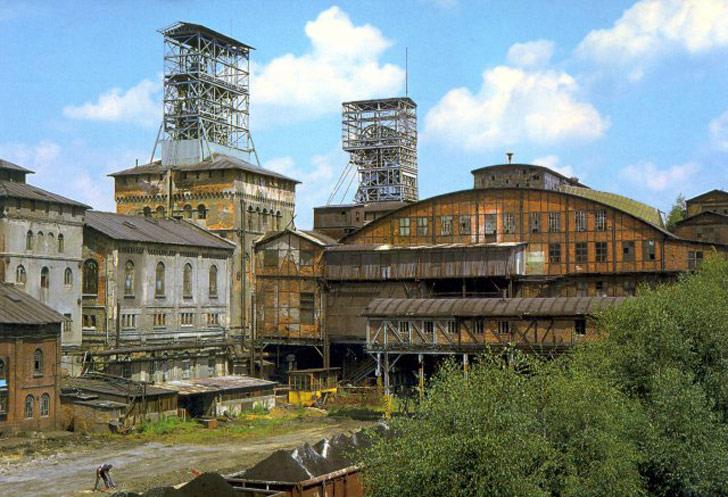 Centru al Stiintei si Artei7 - Complexul minier Stara Kopalnia din Polonia va deveni Centru al