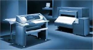 Sistem multifunctional OCE - Copiere, plotare, scanare formate mari