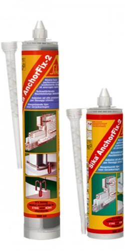 Sika AnchorFix®-2 - Adeziv de inalta performanta pentru ancorari - Ancore chimice - SIKA