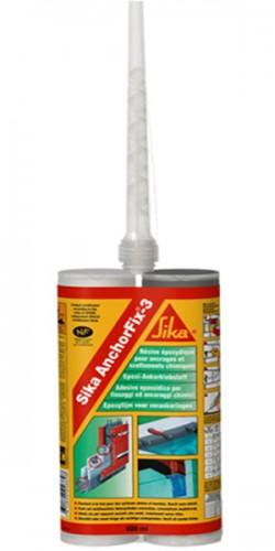 Sika AnchorFix®-3+ - Adeziv bi-component pentru ancorari - Ancore chimice - SIKA