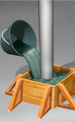 SikaGrout®-318 - Mortar expandabil de inalta performanta cu contractii reduse - Solutii de subturnare - SIKA