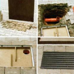 Cleanbox - Stergatoare de intrare - de exterior