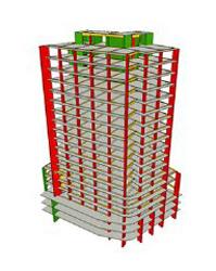 Program de elemente finite pentru calculul structurilor AxisVM - Galerie 3 AxisVM