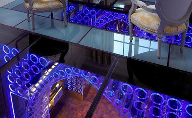 Beckwith Interiors2 - O crama menita sa impresioneze musafirii