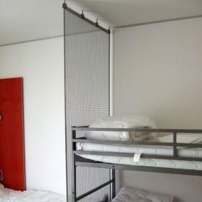 Plase din inox pentru compartimentari interioare - Plase din inox - HAVER&BOECKER - Utilizari
