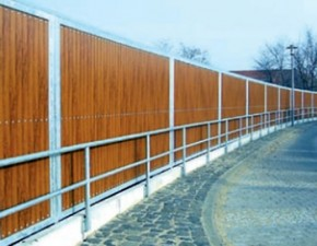Profile PVC cu nut si feder pentru garduri -  Profile PVC cu nut si feder pentru placari - KOMMERLING