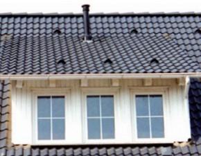 Profile PVC cu nut si feder pentru placari balcoane -  Profile PVC cu nut si feder pentru placari - KOMMERLING