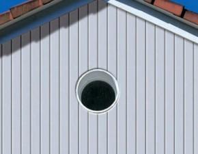 Profile PVC cu nut si feder pentru placari fatade -  Profile PVC cu nut si feder pentru placari - KOMMERLING